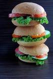 Сандвич диеты Стоковая Фотография