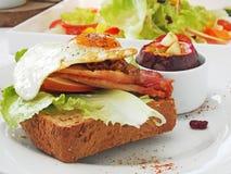Сандвич клуба стоковые фотографии rf
