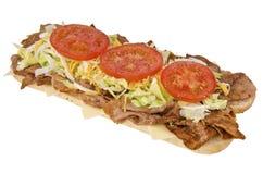 Сандвич подводной лодки Стоковое Изображение RF