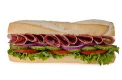 Сандвич подводной лодки Стоковые Изображения