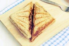 Сандвич с туной Стоковые Изображения