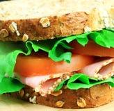 Сандвич фаст-фуда стоковые фото