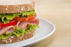 сандвич Стоковые Фотографии RF