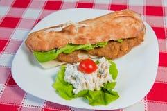 Сандвич 02 Стоковое Фото