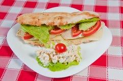 Сандвич 06 Стоковое Фото