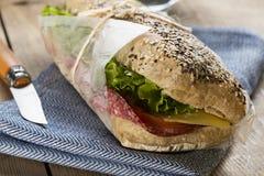 Сандвич Panini стоковая фотография rf