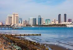Сан-Диего Калифорния стоковое фото