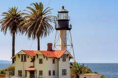 Сан-Диего, новый маяк Loma пункта, Калифорния стоковые фото