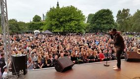 Сан Копенгаген 2015 Стоковая Фотография RF
