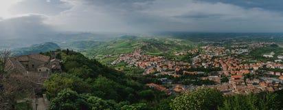 Сан-Марино стоковое фото