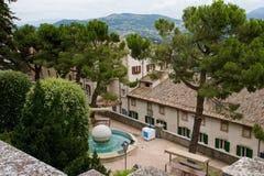 Сан-Марино Стоковое Изображение
