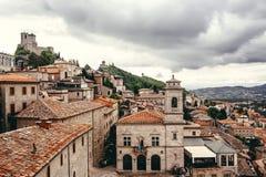 Сан-Марино Стоковая Фотография