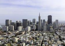 Сан-Франциско городское Стоковая Фотография