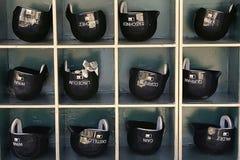Сан-Франциско Джайентс, национальная бейсбольная команда Стоковые Фотографии RF