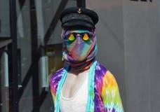 Сан-Франциско как странный фестиваль 2014 Стоковые Фотографии RF