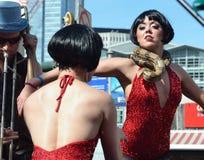 Сан-Франциско как странный фестиваль 2014 Стоковые Изображения