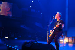 Metallica на центре 2011 Moscone Стоковая Фотография RF