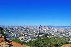 Сан-Франциско, Калифорния, Соединенные Штаты Америки, США стоковая фотография rf