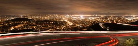 Сан-Франциско от Башен Близнецы Стоковые Изображения RF