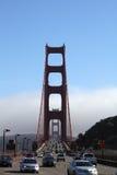 Мост золотистого строба стоковое фото rf