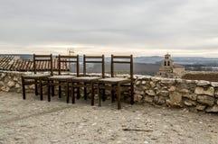 Сан Esteban de Gormaz Стоковые Фото
