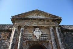 Сан Felip del Morro Форт в старом городке, Сан-Хуане Стоковое Изображение RF
