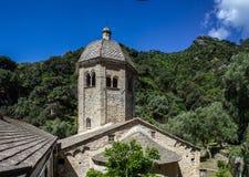 Сан Fruttuoso, Ligurian побережье Стоковая Фотография