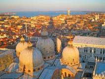 Сан Marco, Венеция Стоковые Фото