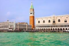Сан Marco в Венеции Стоковые Изображения RF