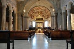 Сан Pietro в церков Vincoli Италия rome Стоковые Изображения RF
