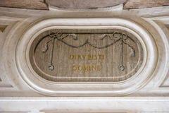 Сан Pietro в Vincoli в Риме, Италии Стоковое Изображение