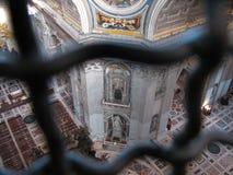 Сан Pietro Рим Стоковые Изображения
