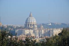 Сан Pietro Рим Стоковое фото RF