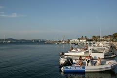 Сан Tropez стоковые изображения
