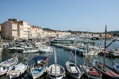 Сан Tropez стоковые изображения rf