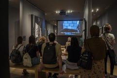 Сараево, Босния и Герцеговина, Европа, Сребреница, геноцид, музей, бойня, боснийская армия серба, мемориал, военные преступления стоковые изображения