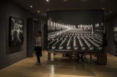 Сараево, Босния и Герцеговина, Европа, Сребреница, геноцид, музей, бойня, боснийская армия серба, мемориал, военные преступления стоковые изображения rf