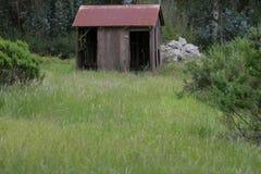 Сарай леса Стоковая Фотография