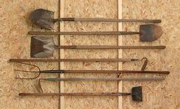 Сарай инструмента Стоковая Фотография RF
