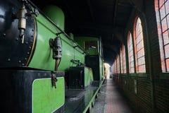 Сарай поезда Стоковые Изображения