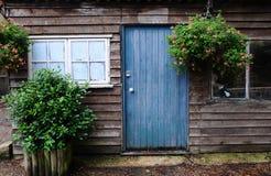 сарай сада старый Стоковая Фотография RF
