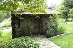 Сарай сада Стоковое фото RF