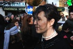 сардина Испания madrid масленицы захоронения Стоковые Изображения RF