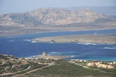 Сардиния стоковое изображение