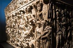 Саркофаг Portonaccio Стоковые Изображения RF