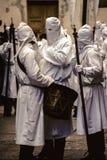 Сардиния Иглезиас Святая неделя и пасха стоковые фото
