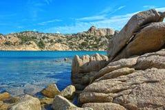 Сардиния, Италия стоковая фотография