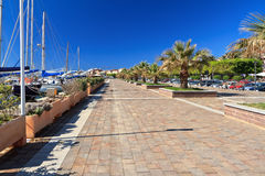 Сардиния - Carloforte Стоковое Изображение RF