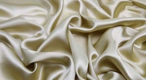 сатинировка ткани предпосылки Стоковые Изображения RF