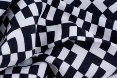 сатинировка ткани Стоковое фото RF